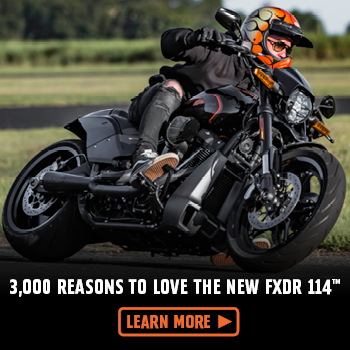 3,000 REASON TO HOP ON A NEW FXDR 114™