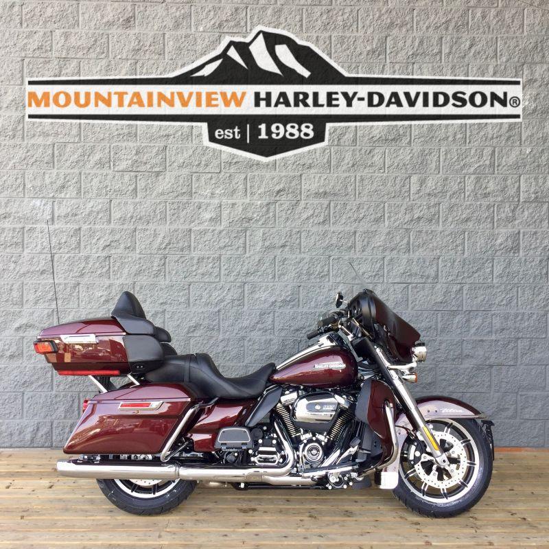 2019 Harley-Davidson FLHTCU - Electra Glide Ultra Classic