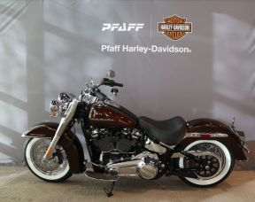 2019 Softail Deluxe