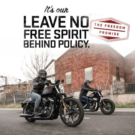 It's our Leave No Free Spirit Behind Policy