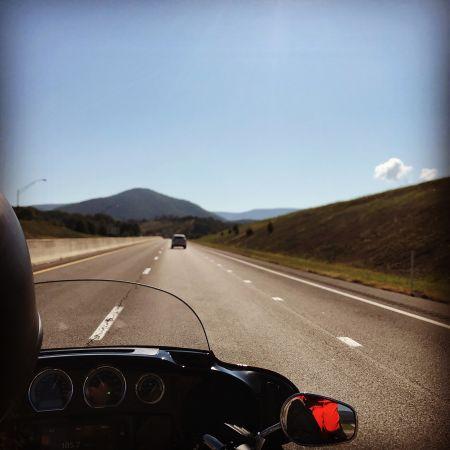Weekend Ride- West Virginia