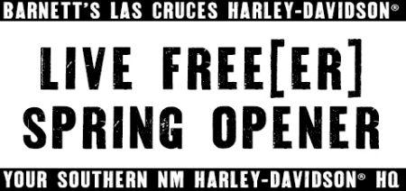 Live Free[er] Spring Opener
