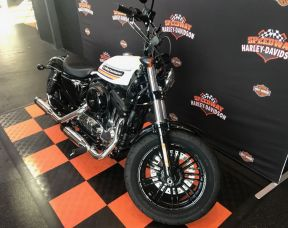 2019 Harley-Davidson Forty-Eight<sup>®</sup> Special