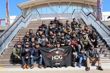 2019 H-D新横浜ツーリング予定