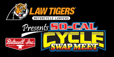 LONG BEACH So-Cal Cycle Swap Meet at Veteran's Stadium: 4th Sunday every month