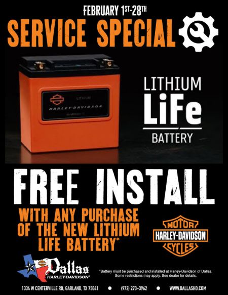 Lithium LiFe Battery