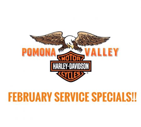 PVHD FEBRUARY SERVICE DEPARTMENT SPECIALS