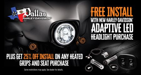 PURCHASE HEATED ACCESSORIES AND RECEIVE 25% OFF