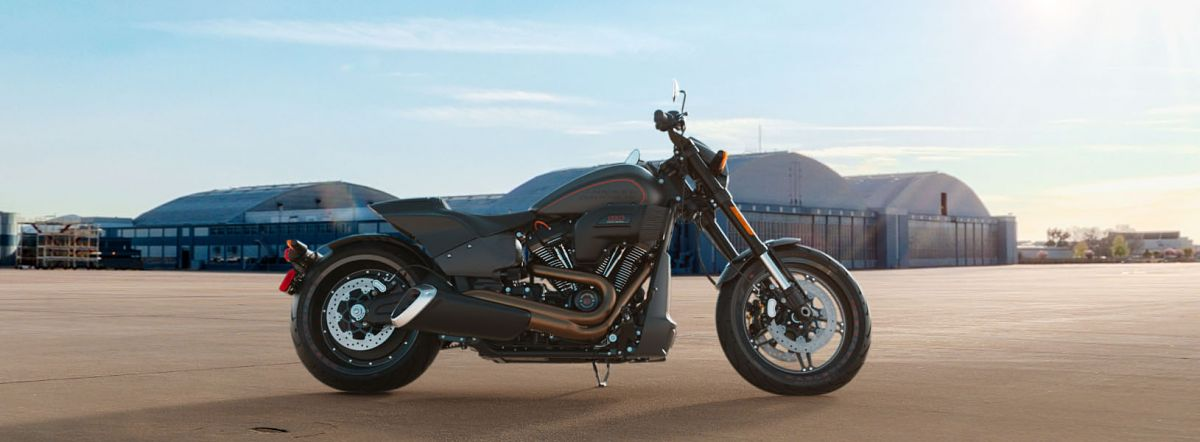 2019 HARLEY-DAVIDSON FXDRS - Softail FXDR<sup>™</sup> 114