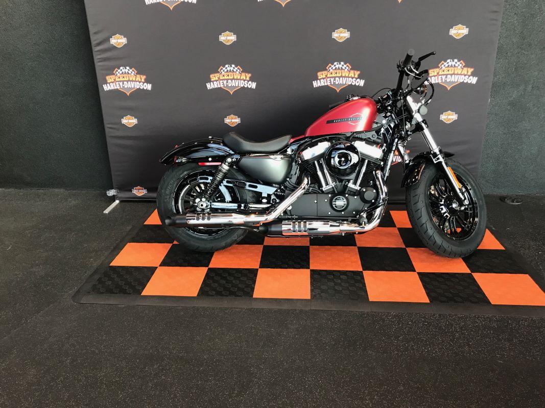 2019 Harley-Davidson Forty-Eight<sup>®</sup>