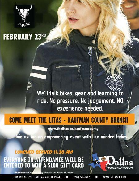 Ladies Rider Event