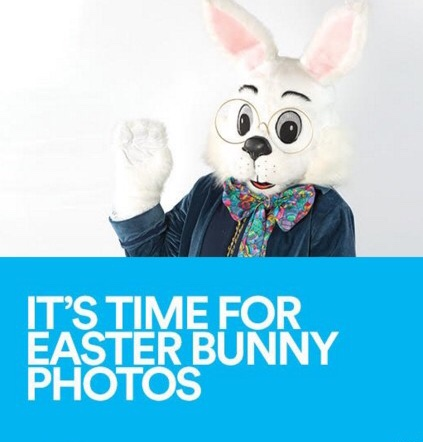 PVHD INVITES YOU IN FOR A FREE PHOTO WITH THE EASTER BUNNY 4/20/2019 11-3PM
