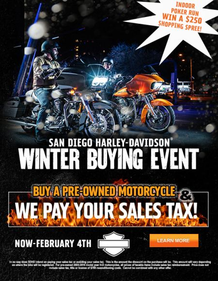 We Pay Your Sales Tax!