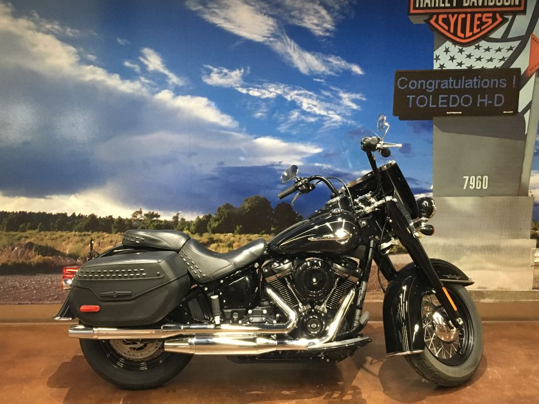2018 HD Softail Heritage Classic