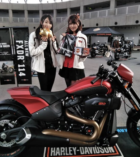ハーレー2019モデルFXDR114スペシャルサポートのお知らせ!!