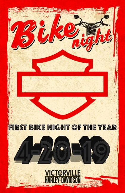Bike Night #1 2019