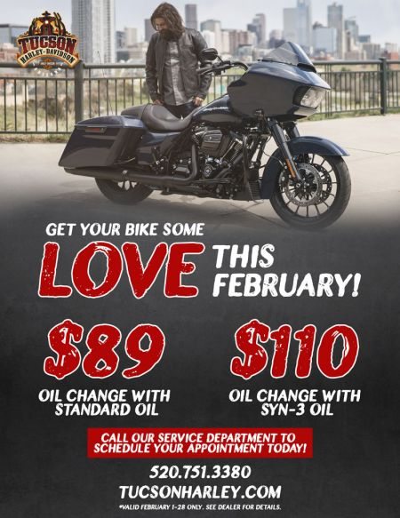February Service Special