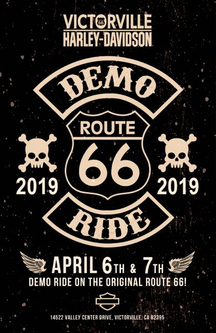 Demo Ride Weekend