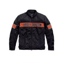 Men's Trenton Mesh Riding Jacket