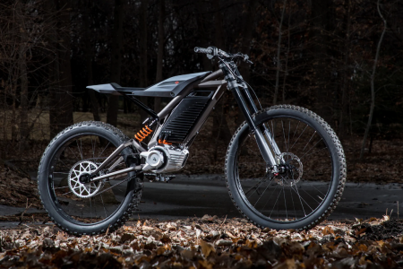 Harley-Davidson Showcases Two Groundbreaking Lightweight Electric Concepts at X GAMES ASPEN 2019