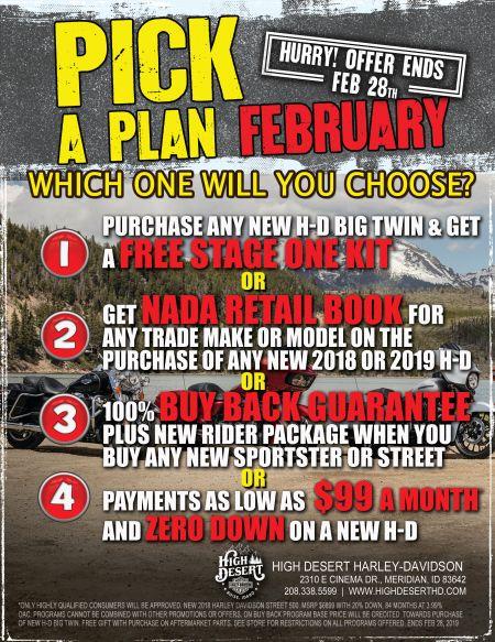 Sales Feb Promo