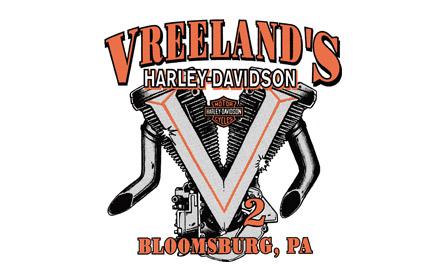 Vreeland's Harley-Davidson<sup>&reg;</sup>