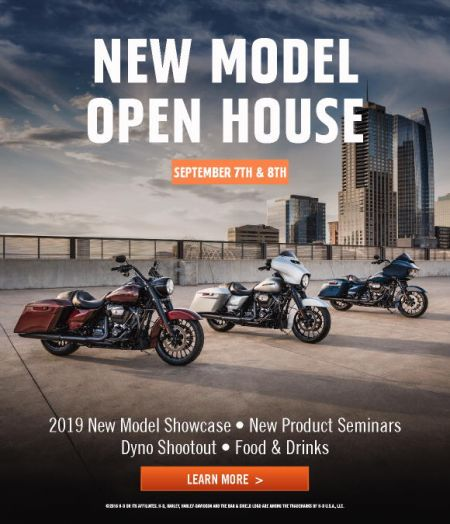 NEW MODEL OPEN HOUSE!
