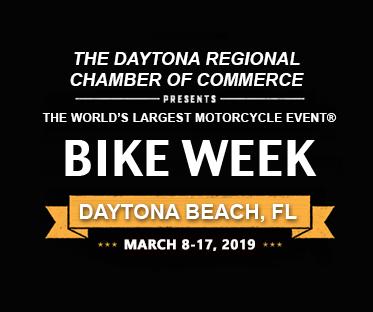 NATIONAL RALLY : Daytona Bike Week