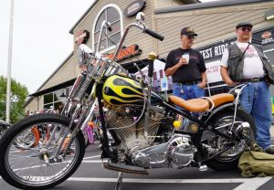 20th Annual Randolph Scott Burgers and Bikes