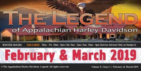 February & March E-Newsletter