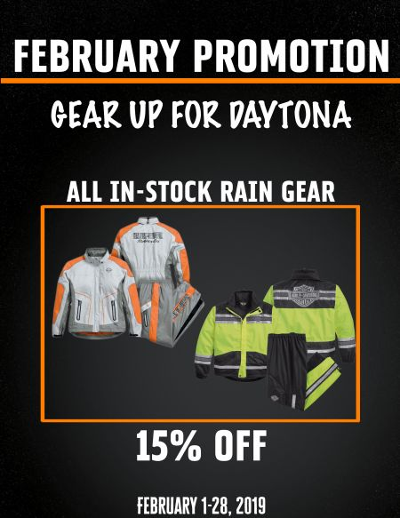MotorClothes: February Promo