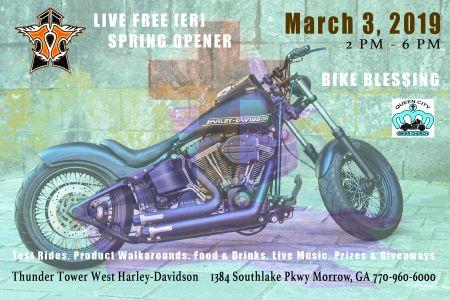 Bike Blessing Spring Opener