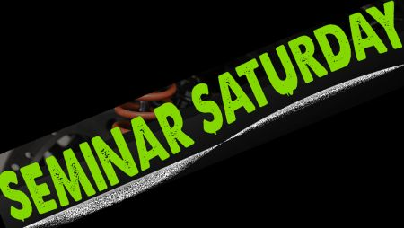 SEMINAR SATURDAY- SUSPENSION