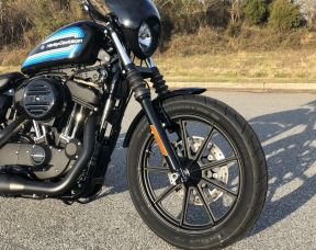 XL 1200NS 2019 Iron 1200<sup>™</sup>