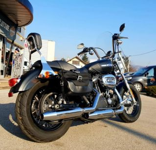 Sportster Custom Limited B XL1200CB 2017