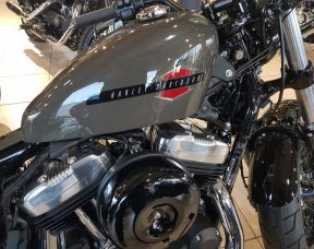 2019 Harley Davidson Forty-Eight XL1200X Industrial Gray