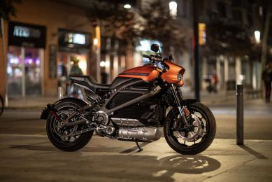 2020 LiveWire Pre-Order Electric Motorcycle