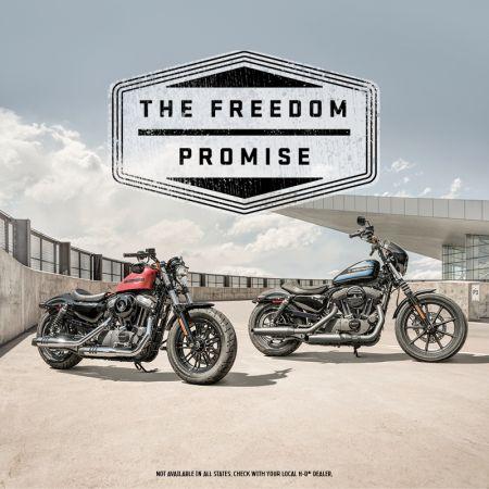 Redstone Freedom Promise