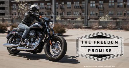 Harley-Davidson of Montgomery Freedom Promise