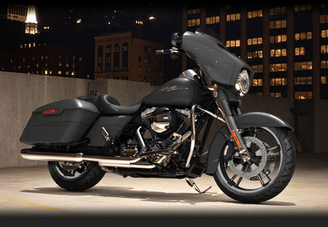 2015 HD FLHXS  - Touring Street Glide<sup>®</sup> Special