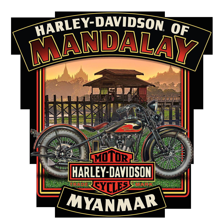 Harley-Davidson<sup>®</sup> of Mandalay, Myanmar