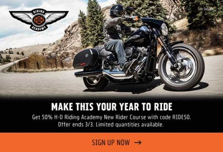 Make this Your Year to Ride