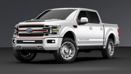The Harley-Davidson Ford F-150 is Returning