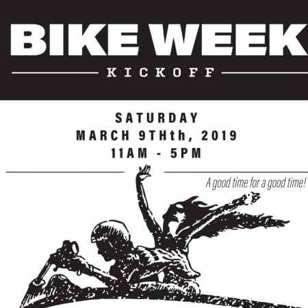Bike Week Kickoff Party -- Biker Olympics