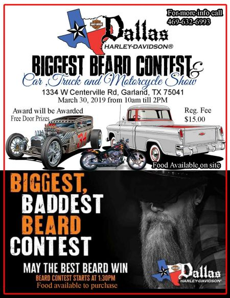 Big Bad Beard & Car/Bike Show
