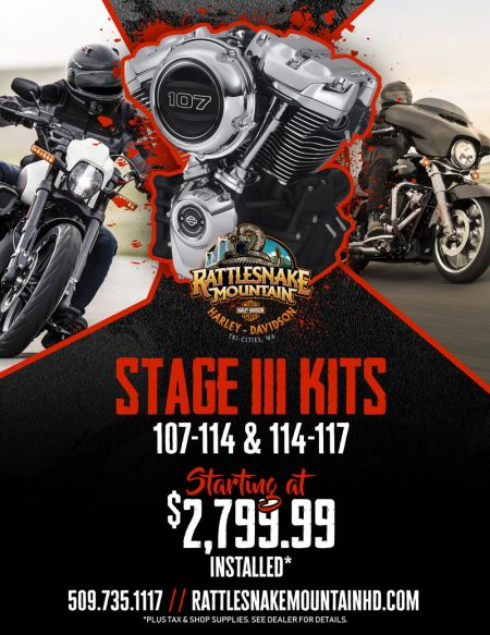 Stage III Upgrade Conversion Kits starting at $2799.99