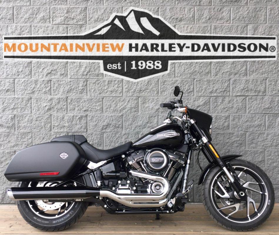 2019 Harley-Davidson FLSB - Softail Sport Glide