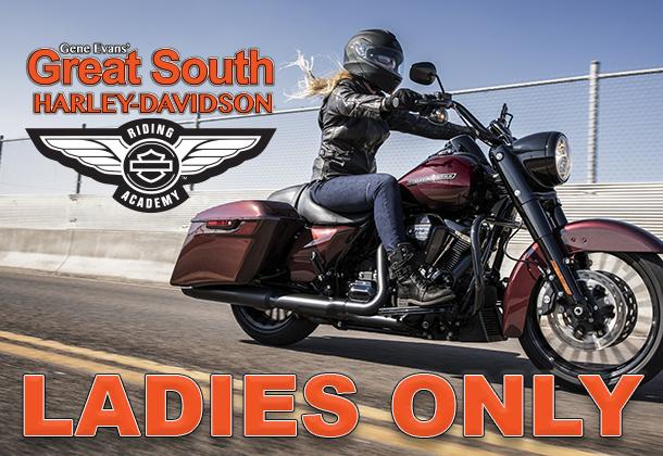 Women's Beginner Riding Course