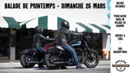 Balade de Printemps le dimanche 25 mars You are here: