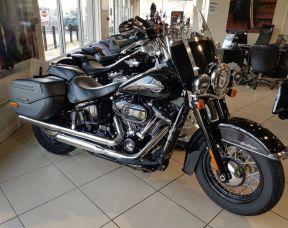 2018 Harley Davidson Heritage Classic 114 Softail